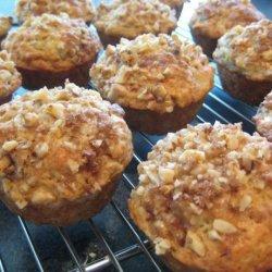 Banana Oatmeal Muffins (Or Bread)
