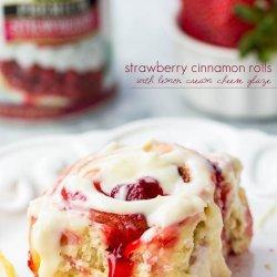 Cinnamon Glazed Strawberries recipe