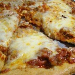 Italian Sausage  Pizza Melt