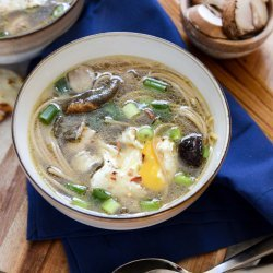 Chicken & Egg Noodle Soup