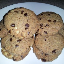 Chewy Chocolate Chip Walnut Cookies