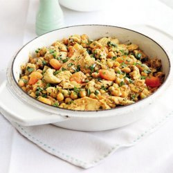 Moroccan-Style Chicken Stew