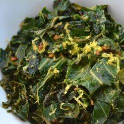 Collard Green Dish