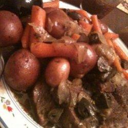 Old World Beef Stew
