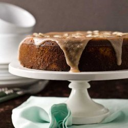 Cinnamon and Apple Cake (Gluten-Free)