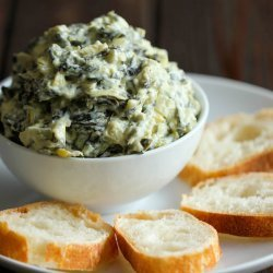 Delicious Artichoke and Spinach Dip