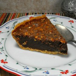 Easy Fudge Pie