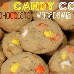 Candy Corn Cookies recipe
