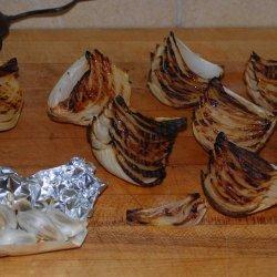 Sweet Onion Vinaigrette