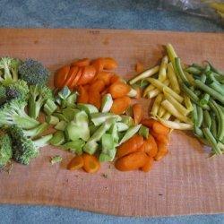 Marinated Vegetable Salad II