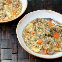 Root Vegetable Beef Stew