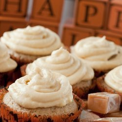 Caramel Frosting for Cupcakes