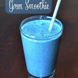 Blueberry Sunrise Smoothie