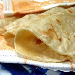 Super Easy Tortillas