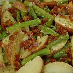 Dijon Green Bean Salad
