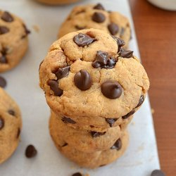 Peanut Butter & Chocolate Cookie Cups