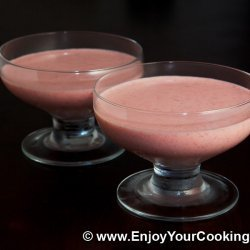 Strawberry Cream Dessert recipe