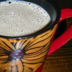 Pakistani Coffee With Cinnamon & Cardamom