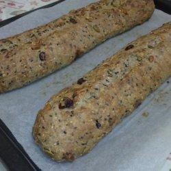 Healthy Pumpkin Seed Bread