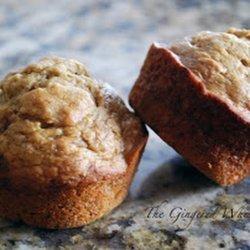 Honey Date Muffins