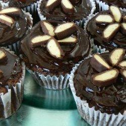 Joanna's Chocolate-Banana Muffins