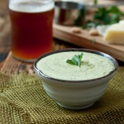 White Beer-Cheese Dip