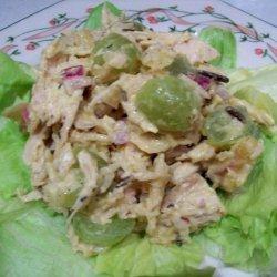 Curry Turkey Salad