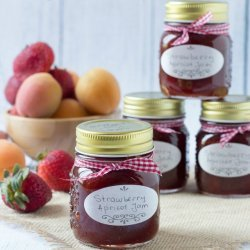 Homemade Apricot Jam recipe