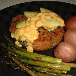 Crumbed Avocado Steak recipe