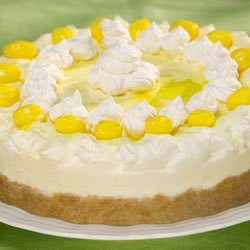 Easter Lemon Drop Mousse recipe