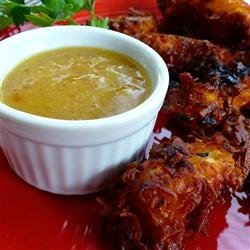 Orange Dipping Sauce for Coconut Shrimp