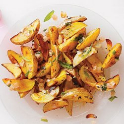 Dijon Roasted Potato Salad