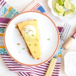 Tequila Lime Tart
