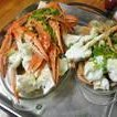 Steamed Crab With Ginger