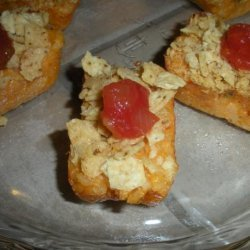 Southwest Salsa Rice Bites Appetizer