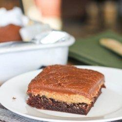 Peanut Butter Fudge Cake