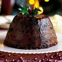Last Minute Christmas Pudding