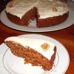 Grandma's Fabulous Carrot Cake (No Pineapple!)