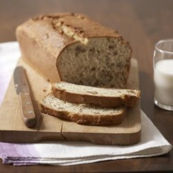 Sour Cream-Banana Bread recipe