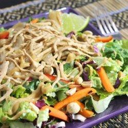 Crunchy Chicken Salad II