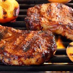 Barbecue Sauce Pork Chops