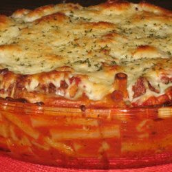 Easy Baked Ziti recipe