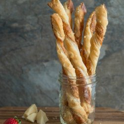 Cayenne Cheese Straws