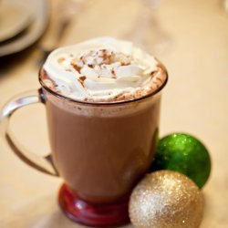 Creamy Hot Cocoa for One