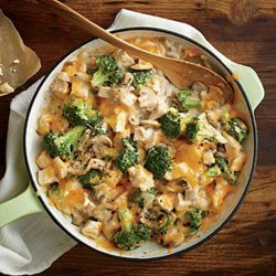 Mom's Broccoli Casserole