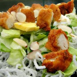 Japanese Salad from Bh and G recipe