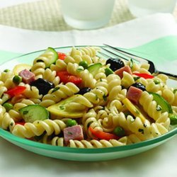 Pasta Salad for a Potluck