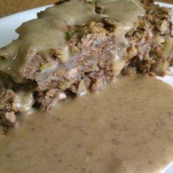 Amazing Vegan Mushroom Gravy recipe