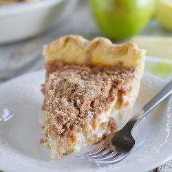 Streusel-Topped Apple Pie