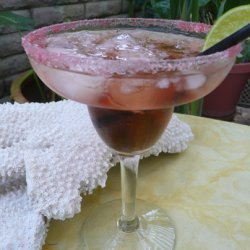 Pama Pomegranate Margarita recipe